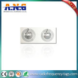 Ntag213 RFID Dry Inlay / RFID Hf Tag Stickers