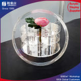 Yageli Trade Assurance Supplier Acrylic Gift Flower Box