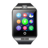 Curved Screen Bluetooth Smart Watch Phone Businessman Smart Watch.