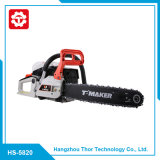 5820 Custom Made Petrol Wood Cutting Machine Spare with Parts of Chain Saw