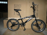 Black Free Style Bicycle with Middle ED Stand (SH-FS023)