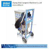 Sida Kbqx-30sg Dual Hose Dry Ice Blasting Cleaning Machine Made of Anti-Corrosion Stainless Steel