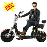 EEC Approved Electric Motorcycle Scooter for Adult