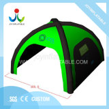 Inflatable Canopy Spider Tent with Four Legs for Advertising