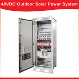 48VDC Solar Power Telecom System Built-in with Rectifier Module and MPPT Solar Controller Module
