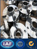 OEM High Precision Awwa Carbon Steel Valve Hardware Coupling Connector Forged Flange Awwa Flange