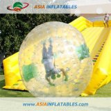 New Inflatable Zorbing Ball Race Track Slope Sport Games for Sale