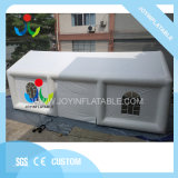Outdoor Airtight Technology Inflatable White Party Cube Tent for Wedding