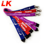 Wholesale Custom Printing Your Own Logo Polyeter Lanyard with Card Holder