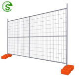 Perimeter Security Portable Welded Wire Panels Temporary Construction Fence Panels Hot Sale