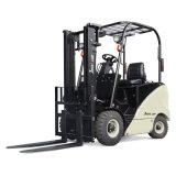 1500 Kg 2000 Kg Counterbalance Electric Forklift Truck