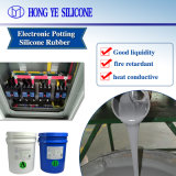 V0 Grade Seal Compound Electricity Insulation Silicon Glue Sealing Box-Type Substations
