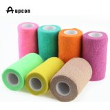 Medical Surgical Consumables Colored Elastic Wrap Bulk Wholesale Cohesive Bandage