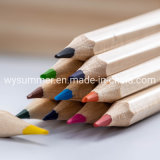 7inch 12 Color Pencils with Wood Box
