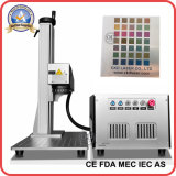 Jpt M6 30W Mopa for Color Marking Engraving on Stainless Steel