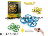 Hot Sale Kids Radio Control Watch Induction Colorful Elf 4 Axis RC Drone