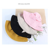 Custom Summer Sun Hat, Visor Hat, Cotton Twill Bucket Upf50+ 1
