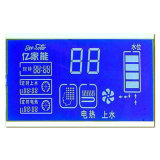Custom/cheap monochrome plasma Blue Graphic STN/TV LCD Panel display manufacturers designs