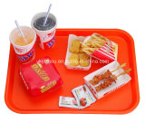 Plastic Food Plate / Serving Plate