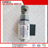 Vickers Rotary Solenoid Valve Assembly Sbv11-12-C-0-24dg Hydraulic Valve 24V for Putzmeister Sany Concrete Pump Spare Parts