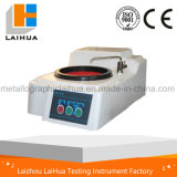 ISO Qualified Laboratory Material Test Instrument of Metallographic Specimeng Grinding Polishing Machine