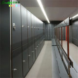 Solid Compact Laminate Panel Locker Cabinets