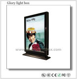 Multi-Image Double Side Scrolling LED Light Box Display
