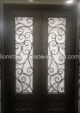 Premium Quality Decorative Iron Entry Front Doors for New House