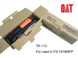 Compatible for Kyocera Tk113 Toner Cartridge/Toner Kit