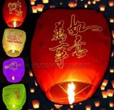 New Year Celebration Sky Lantern