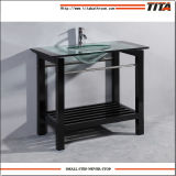 Vanity Bowl/Glass Vanity Top/Bathroom Basin (TB002)