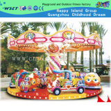 Professional Carousel Merry-Go-Round Flying Dragons Electric Toy for Children (HD-10601)