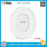 Hot DIY Handcraft Decoration Ceramic Funny Photo Frame