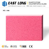 Cheap Pink, Blue, Red, Yellow, Green Color Artificial Quartz Slabs Wholesale