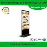 55 Inch Free Standing Advertising LCD Touch Screen Digital Kiosk
