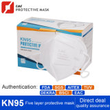 Wholesale KN95 N95 Disposable Dust Protective Adult Non Woven Fabric FFP2 PPE Particulate Respirator Safety Face Mask