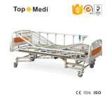 4 Functions Height Adjustable Reclining Medical Home Care Hospital Bed