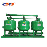 Automatic Backwash Sand Gravel Filter for Drip/Micron Irrigation