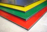 Building Aluminium Plastic Sheets ACP Factory Price / Both Side Coated Aluminum Composite Panel
