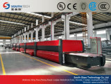Southtech Continuous Flat Glass Ceramic Roller Processing Line (LPG)