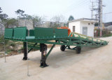 Ce-Approved Three Side Mobile Ramp for Loading and Unloading