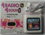 Electronics Gifts FM Mini Radio for Promotional Gift