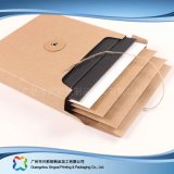 High Quality Cardboard/ Kraft Paper Customized File Folder (xc-stf-001)