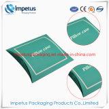 Cheap Cardboard Paper Pillow Gift Box Packaging Cmyk Color Matt Lamination