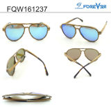 Fqw161237 High Quality Wooden Sunglasses Polarized Lens Low MOQ