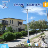 8m Galvanized Round and Conical Street Lighting Pole (BDP-3)