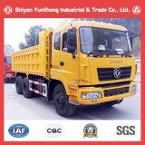 Dongfeng Heavy Duty 6X4 30 Ton Loading Dump Tipper Truck