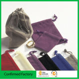 Exquisite Velvet Gift Bag Jewelry Velour Pouch Velvet Pouch