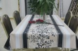 Japanese Design Mei Wa Pattern Waterproof PVC Tablecloth