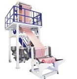 Hot Sales 600mm High Output HDPE/LDPE/LLDPE Plastic Film Blowing Machine for T-Shirt Bags